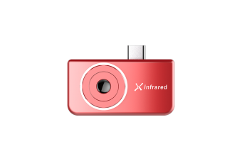 temperature measurement camera Xtherm